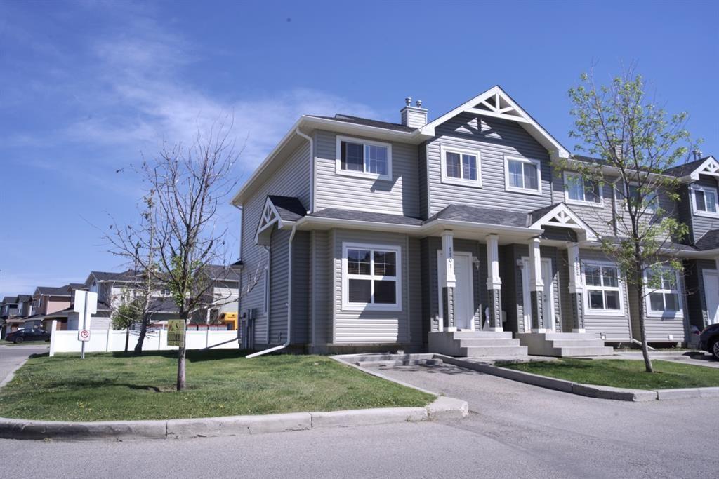 Main Photo: 5501 111 Tarawood Lane NE in Calgary: Taradale Row/Townhouse for sale : MLS®# A1116695