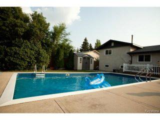 Photo 18: 27 Bramton Street in WINNIPEG: St Vital Residential for sale (South East Winnipeg)  : MLS®# 1418917