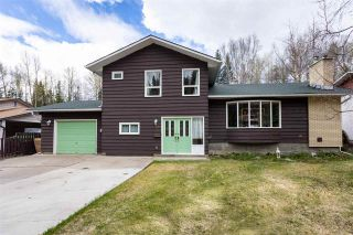 Photo 1: 3759 BELLAMY Road in Prince George: Mount Alder House for sale (PG City North (Zone 73))  : MLS®# R2574513