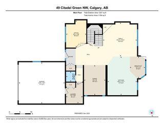 Photo 47: 49 Citadel Green NW in Calgary: Citadel Detached for sale : MLS®# A1050398