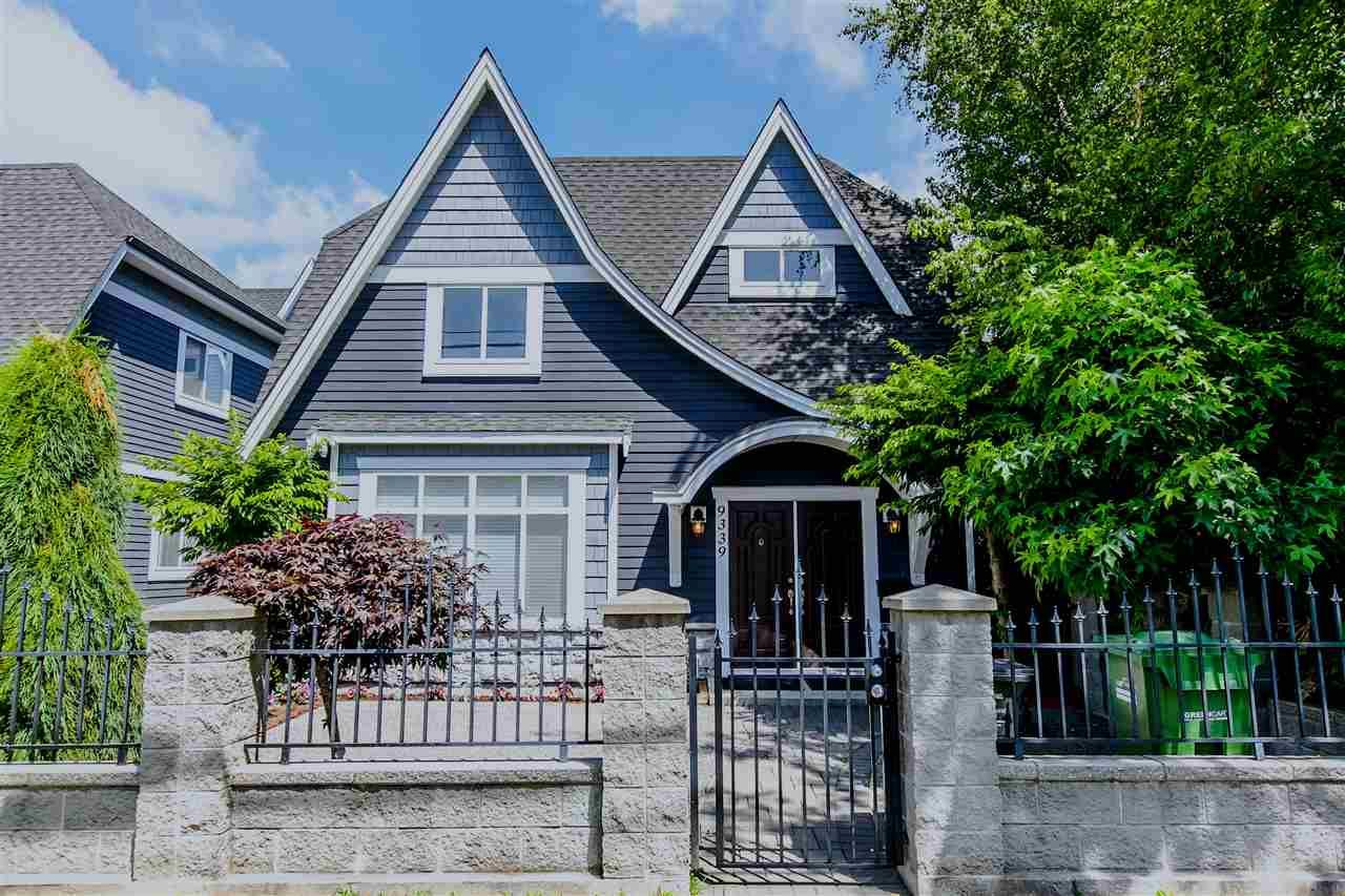 Main Photo: 9339 General Currie Rd, in Richmond: McLennan North 1/2 Duplex for sale : MLS®# R2087353
