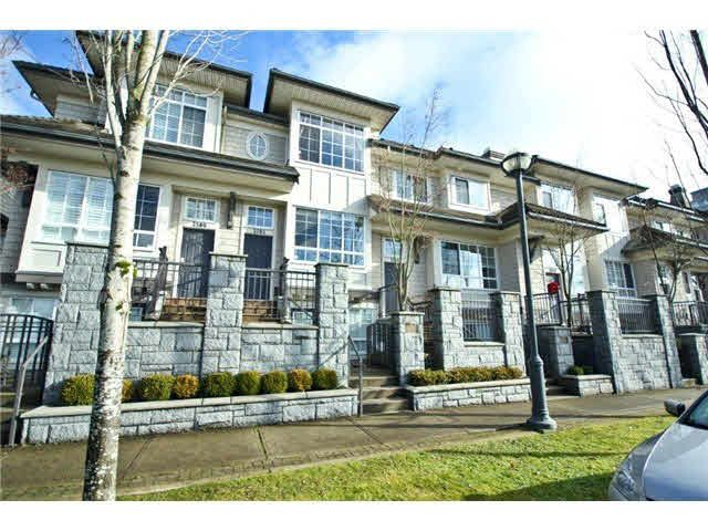 Main Photo: 2582 WEST MALL in : University VW Townhouse for sale : MLS®# V987645