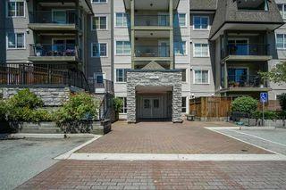 """Photo 2: 210 12083 92A Avenue in Surrey: Queen Mary Park Surrey Condo for sale in """"TAMARON"""" : MLS®# R2558348"""