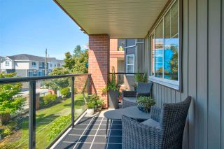 """Photo 19: 208 19774 56 Avenue in Langley: Langley City Condo for sale in """"Madison Station"""" : MLS®# R2586627"""