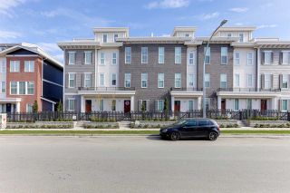 """Photo 1: 28 8370 202B Street in Langley: Willoughby Heights Townhouse for sale in """"KENSINGTON LOFTS"""" : MLS®# R2546276"""