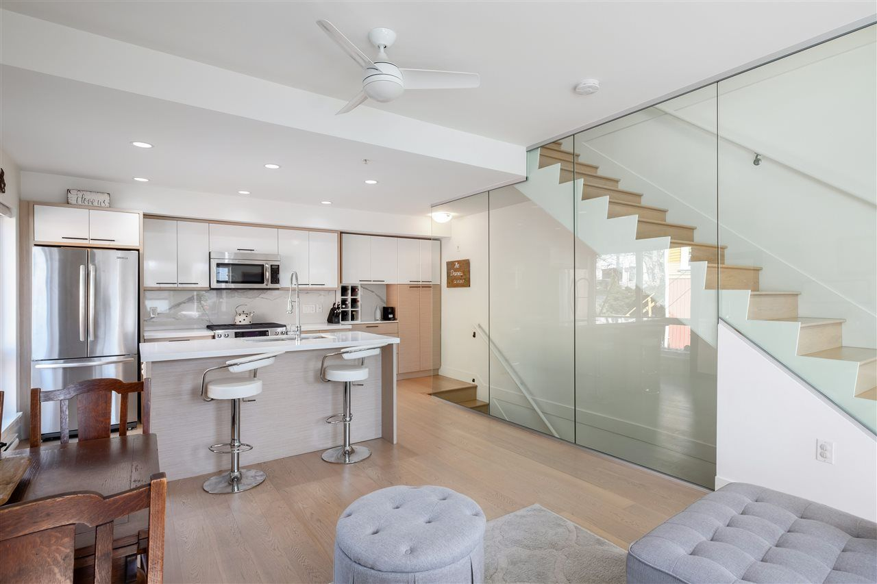 """Main Photo: 3189 ST. GEORGE Street in Vancouver: Mount Pleasant VE Townhouse for sale in """"SOMA Living"""" (Vancouver East)  : MLS®# R2561450"""