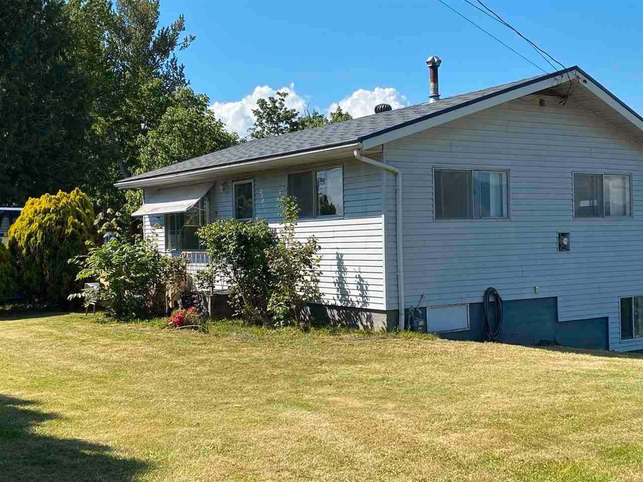 Main Photo: 49155 YALE Road in Chilliwack: East Chilliwack House for sale : MLS®# R2580755