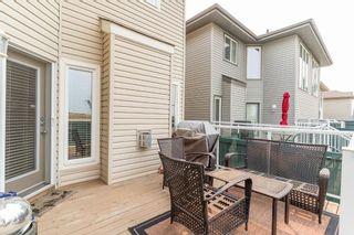 Photo 36: 5 1901 126 Street in Edmonton: Zone 55 House Half Duplex for sale : MLS®# E4264849
