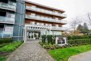 Photo 1: 405 7377 14TH Avenue in Burnaby: Edmonds BE Condo for sale (Burnaby East)  : MLS®# R2562713