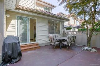 "Photo 5: A22 3075 SKEENA Street in Port Coquitlam: Riverwood Townhouse for sale in ""RIVERWOOD"" : MLS®# R2187202"