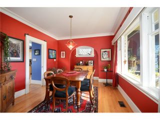 Photo 7: 1125 W 33RD Avenue in Vancouver: Shaughnessy House for sale (Vancouver West)  : MLS®# V1116632