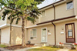 Photo 26: 48 1155 Falconridge Drive NE in Calgary: Falconridge Row/Townhouse for sale : MLS®# A1134743