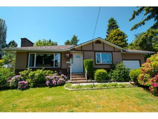Photo 1: 1361 STAYTE Street: White Rock House for sale (South Surrey White Rock)  : MLS®# F1431789