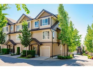 """Photo 1: 41 4967 220 Street in Langley: Murrayville Townhouse for sale in """"Winchester Estates"""" : MLS®# R2596743"""