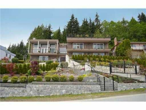 Main Photo: 1518 CHARTWELL DR in West Vancouver: Chartwell House for sale : MLS®# V1039693