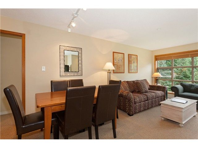 Photo 4: Photos: # 447 4800 SPEARHEAD DR in Whistler: Benchlands Condo for sale : MLS®# V1093279