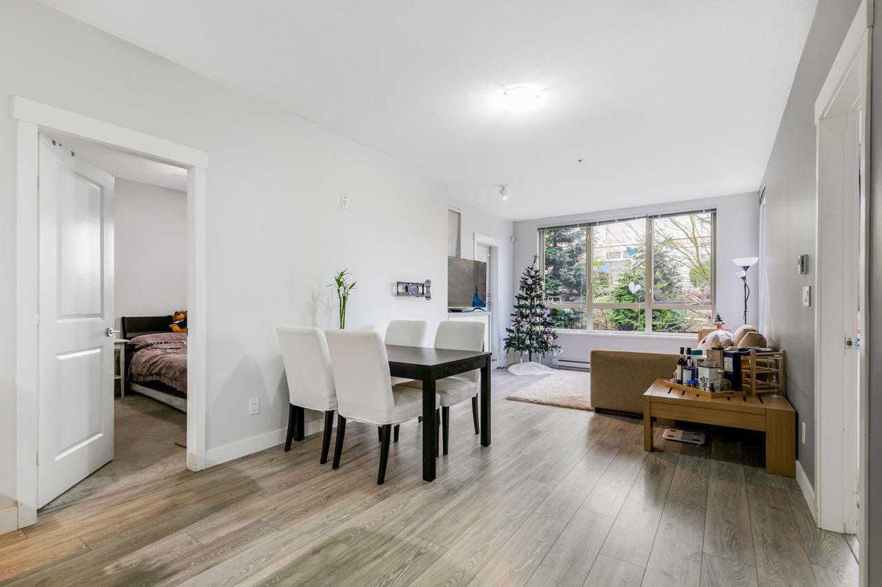 """Main Photo: 219 15918 26 Avenue in Surrey: Grandview Surrey Condo for sale in """"The Morgan"""" (South Surrey White Rock)  : MLS®# R2542876"""