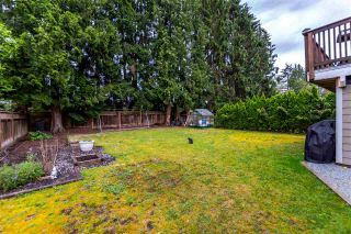 Photo 18: 3812 RICHMOND Street in Port Coquitlam: Lincoln Park PQ House for sale : MLS®# R2174162