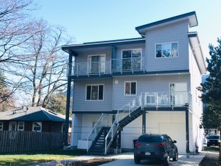 """Photo 1: 38033 SEVENTH Avenue in Squamish: Downtown SQ 1/2 Duplex for sale in """"DOWNTOWN"""" : MLS®# R2438415"""