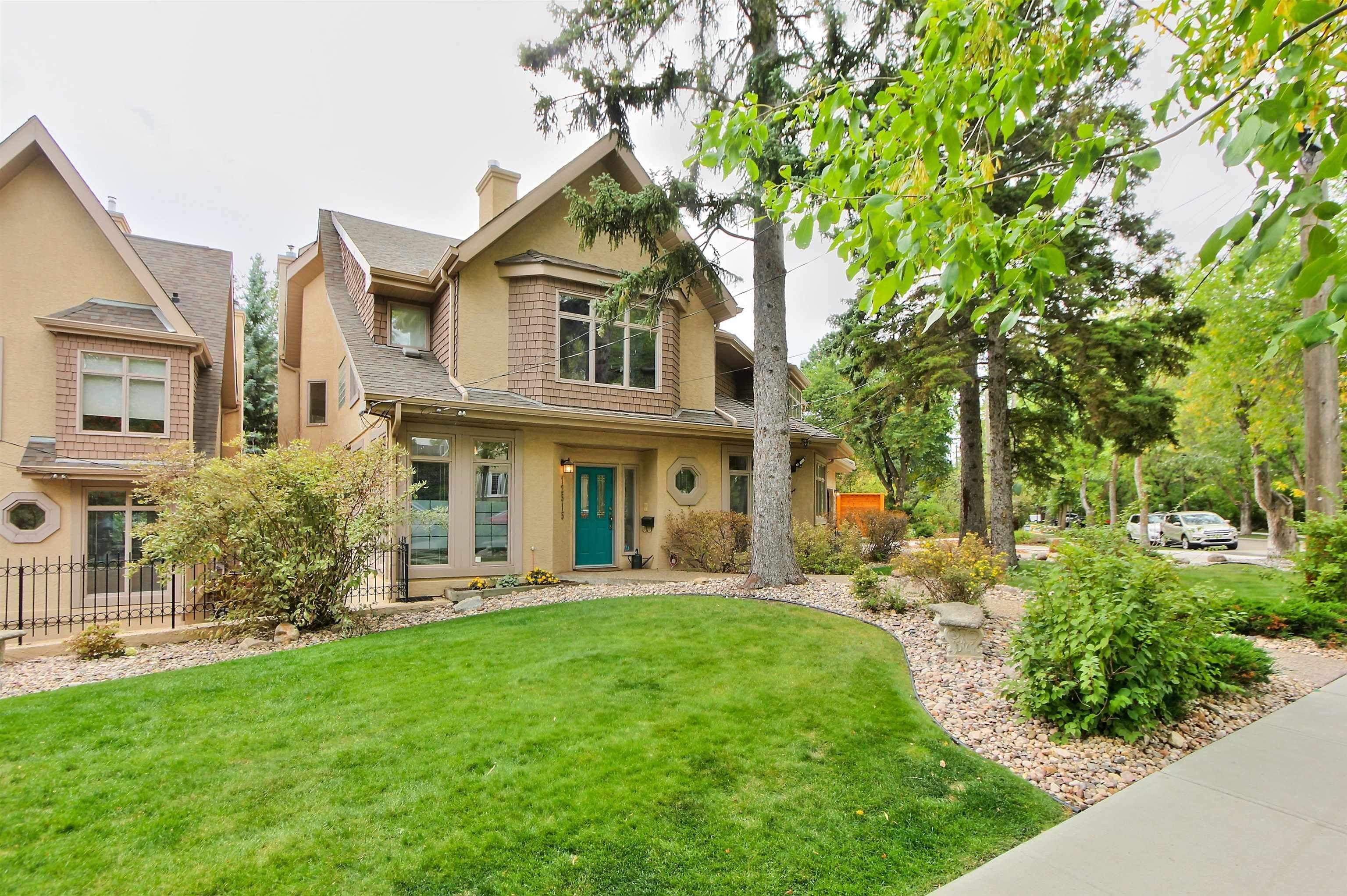 Main Photo: 12515 104 Avenue in Edmonton: Zone 07 Townhouse for sale : MLS®# E4262585