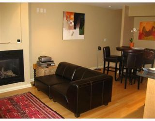 Photo 5: TH14 939 RICHARDS Street in Vancouver: Downtown VW Townhouse for sale (Vancouver West)  : MLS®# V756450