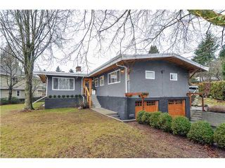 Photo 1: 100 MUNDY ST in Coquitlam: Cape Horn House for sale : MLS®# V1041129