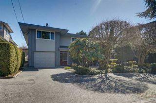 """Photo 1: 4264 ATLEE Avenue in Burnaby: Deer Lake Place House for sale in """"DEER LAKE PLACE"""" (Burnaby South)  : MLS®# R2571453"""