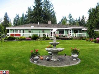 """Photo 6: 2148 179TH Street in Surrey: Hazelmere House for sale in """"REDWOOD PARK ESTATES"""" (South Surrey White Rock)  : MLS®# F1221013"""