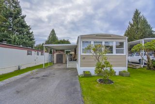 Photo 3: 27 7790 KING GEORGE Boulevard in Surrey: East Newton Manufactured Home for sale : MLS®# R2498809