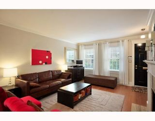 """Photo 3: 1365 W 7TH AV in Vancouver: Fairview VW Condo for sale in """"WEMSLEY MEWS"""" (Vancouver West)  : MLS®# V806389"""