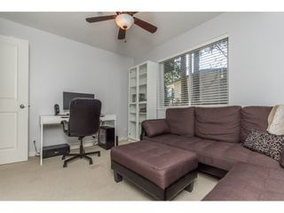 """Photo 16: 106 2581 LANGDON Street in Abbotsford: Abbotsford West Condo for sale in """"Cobblestone"""" : MLS®# R2154398"""