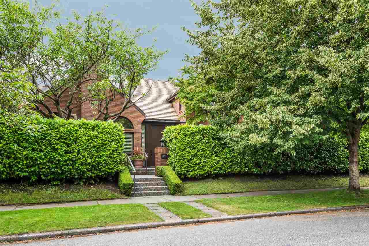 Main Photo: 3711 ALEXANDRA STREET in Vancouver: Shaughnessy House for sale (Vancouver West)  : MLS®# R2440217