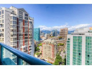 "Photo 8: 2204 888 HAMILTON Street in Vancouver: Yaletown Condo for sale in ""Rosedale Garden Residences"" (Vancouver West)  : MLS®# R2095328"