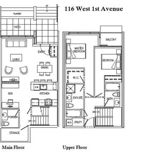 Photo 31: 116 W 1ST AVENUE in Vancouver: False Creek Townhouse for sale (Vancouver West)  : MLS®# R2524011