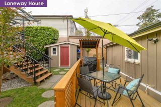 Photo 37: 23 E 38TH Avenue in Vancouver: Main House for sale (Vancouver East)  : MLS®# R2539453
