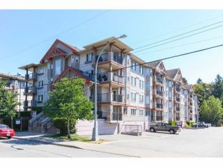 """Photo 1: 413 5438 198TH Street in Langley: Langley City Condo for sale in """"CREEKSIDE ESTATES"""" : MLS®# R2051505"""