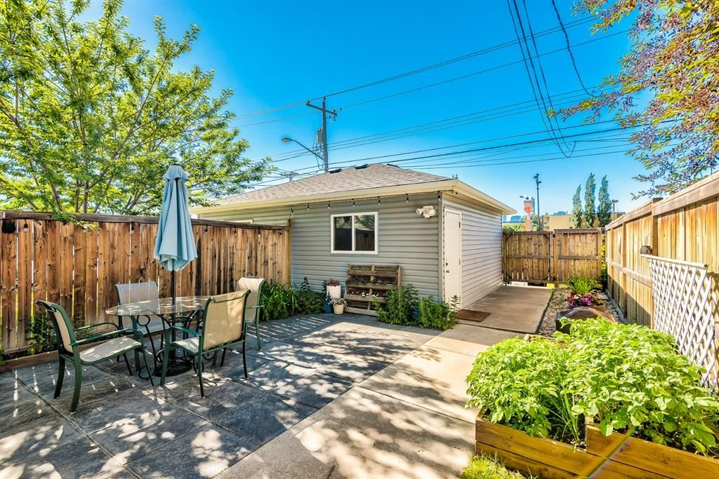 Photo 20: Photos: 503 17 Avenue NW in Calgary: Mount Pleasant Semi Detached for sale : MLS®# A1122825