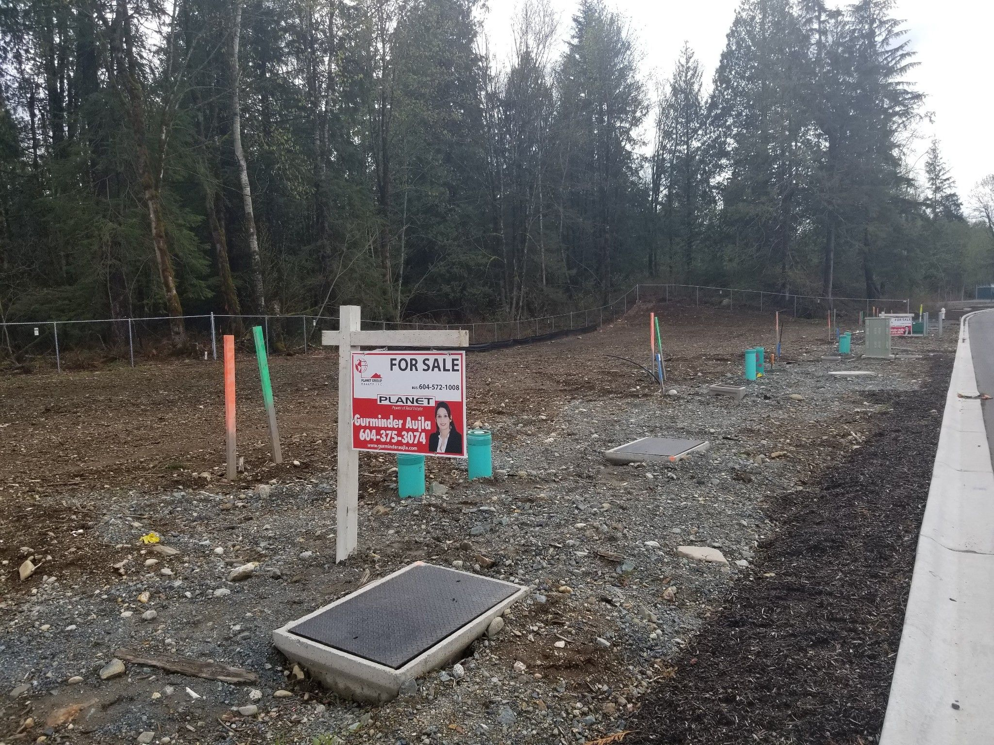 Main Photo: Lot 61 4676/ 4737/ 4633 Sumas Mountain Road in Abbotsford: Abbotsford East Land for sale