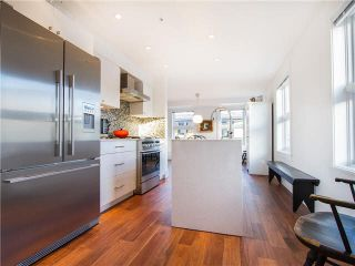 """Photo 6: 1769 E 20TH Avenue in Vancouver: Victoria VE Townhouse for sale in """"Cedar Cottage Townhouses"""" (Vancouver East)  : MLS®# V1094982"""