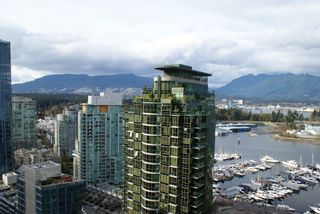 Main Photo: 1328 W. Pender Street in Vancouver: Coal Harbour Condo for rent (Vancouver West)