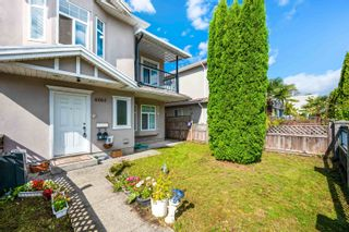 Photo 2: 6061 MAIN Street in Vancouver: Main 1/2 Duplex for sale (Vancouver East)  : MLS®# R2625515