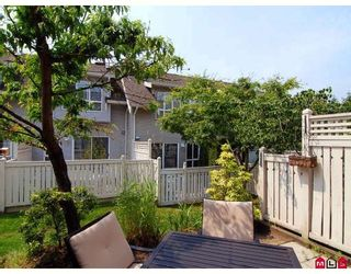 """Photo 10: 27 8844 208TH Street in Langley: Walnut Grove Townhouse for sale in """"Mayberry"""" : MLS®# F2904935"""