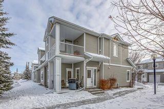 Photo 2: 1401 281 COUGAR RIDGE Drive SW in Calgary: Cougar Ridge Row/Townhouse for sale : MLS®# A1070231
