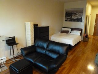 """Photo 6: 613 1333 W GEORGIA Street in Vancouver: Coal Harbour Condo for sale in """"Qube"""" (Vancouver West)  : MLS®# V1024937"""