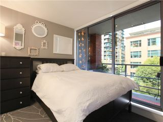 Photo 9: # 407 1133 HOMER ST in Vancouver: Yaletown Condo for sale (Vancouver West)  : MLS®# V1135547