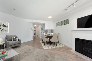 """Photo 7: 206 1988 MAPLE Street in Vancouver: Kitsilano Condo for sale in """"The Maples"""" (Vancouver West)  : MLS®# R2588071"""
