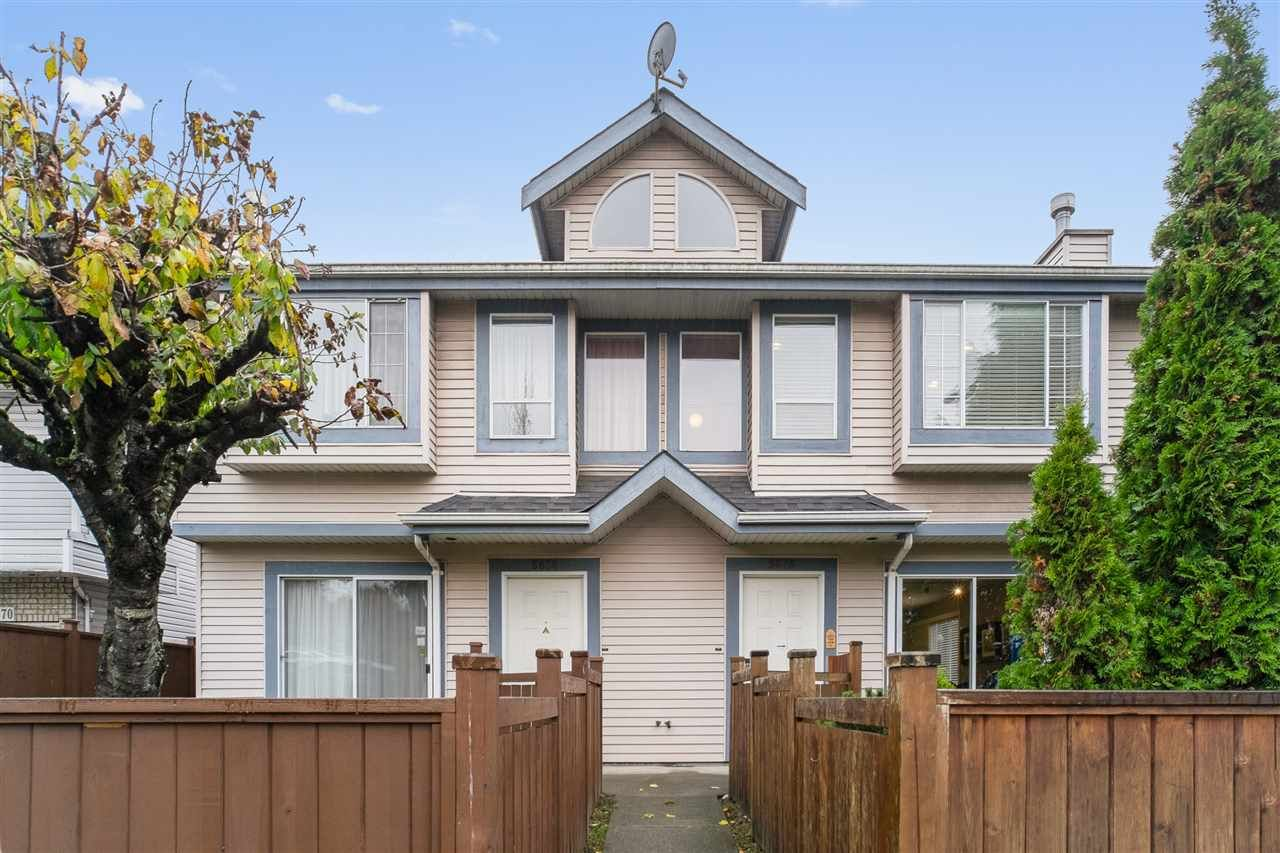 Main Photo: 5676 MAIN Street in Vancouver: Main 1/2 Duplex for sale (Vancouver East)  : MLS®# R2518210