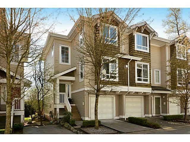 "Main Photo: 27 15030 58TH Avenue in Surrey: Sullivan Station Townhouse for sale in ""Summerleaf"" : MLS®# F1436995"