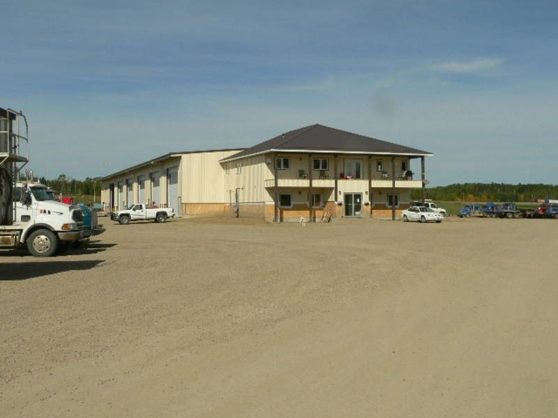Main Photo: 53119 Highway 47: Edson Industrial for lease : MLS®# 27456