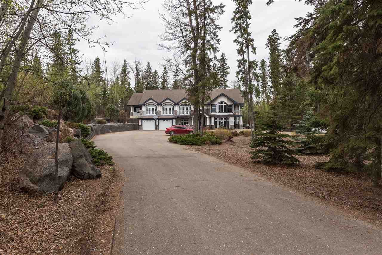 Main Photo: 27023 TWP RD 511: Rural Parkland County House for sale : MLS®# E4242869